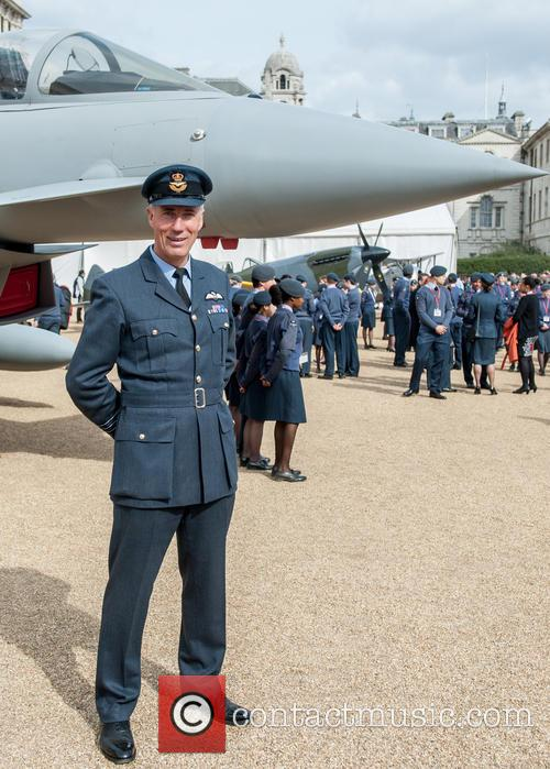 Guards, Andy Green, Raf Fighter Pilot and World Land Speed Record Holder. 6