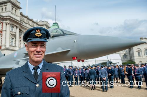 Guards, Andy Green, Raf Fighter Pilot and World Land Speed Record Holder. 7