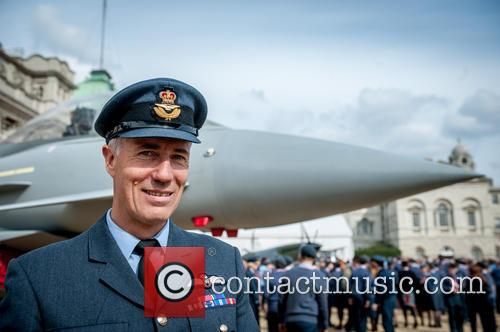 Guards, Andy Green, Raf Fighter Pilot and World Land Speed Record Holder. 8
