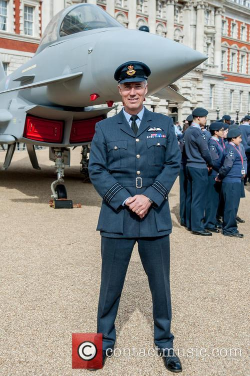 Guards, Andy Green, Raf Fighter Pilot and World Land Speed Record Holder. 9