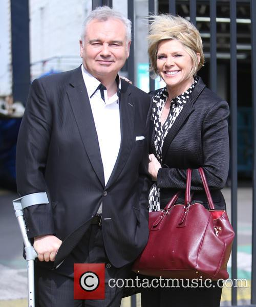 Eamonn Holmes Stepping Down From Sky News' 'Sunrise' After 11 Years