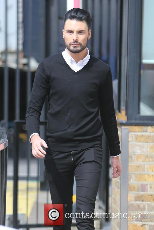Rylan Clark-neal Remembers The Time He Laughed So Hard His Lip Burst On Live Tv