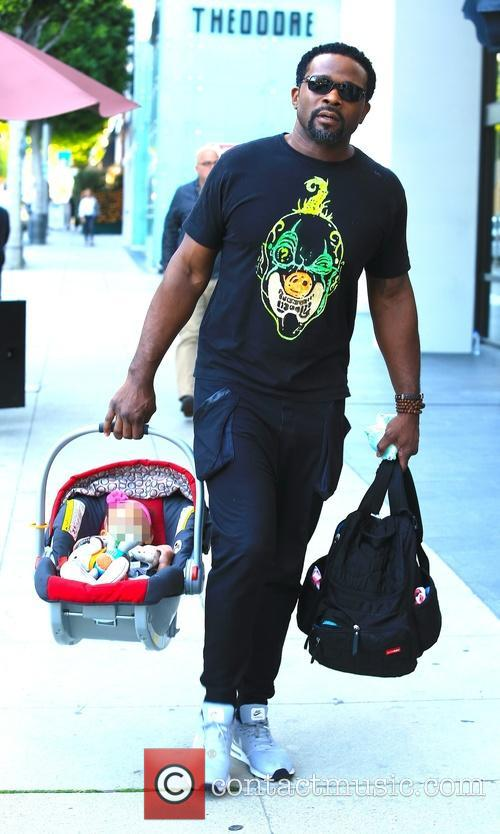 Darius Mccrary and Daughter 3