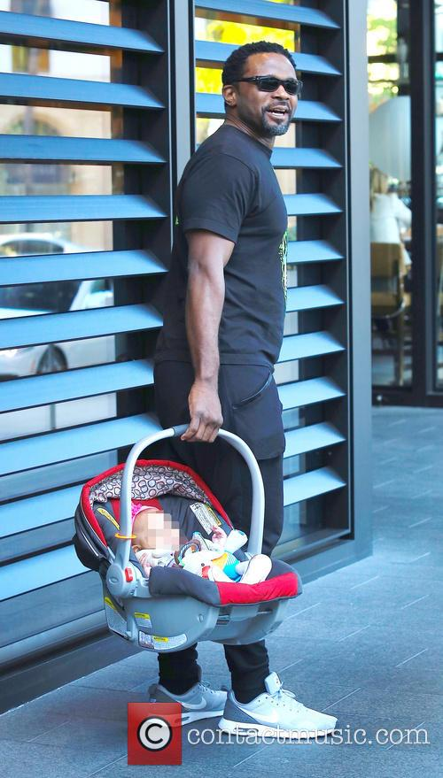 Darius Mccrary and Daughter 4