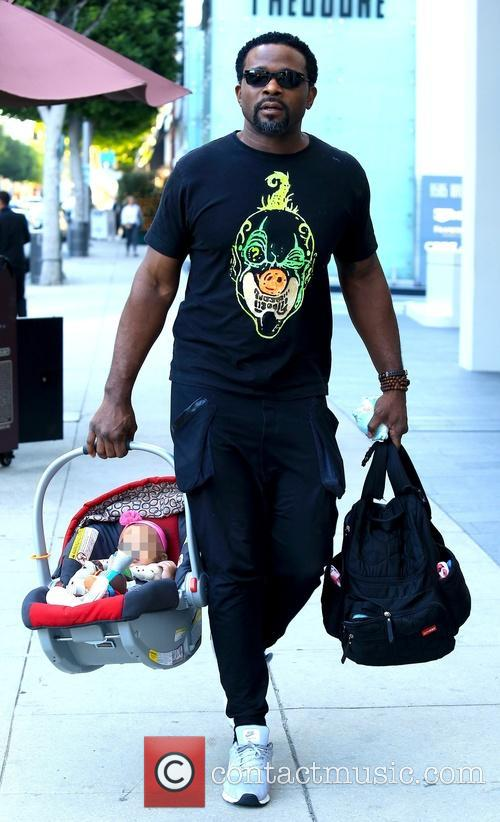 Darius Mccrary and Daughter 5