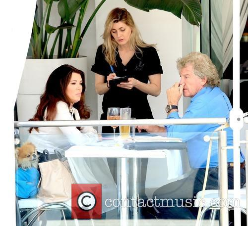 Lisa Vanderpump and Ken Todd 5