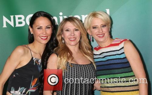 Julianne Wainstein, Ramona Singer and Dorinda Medley 2