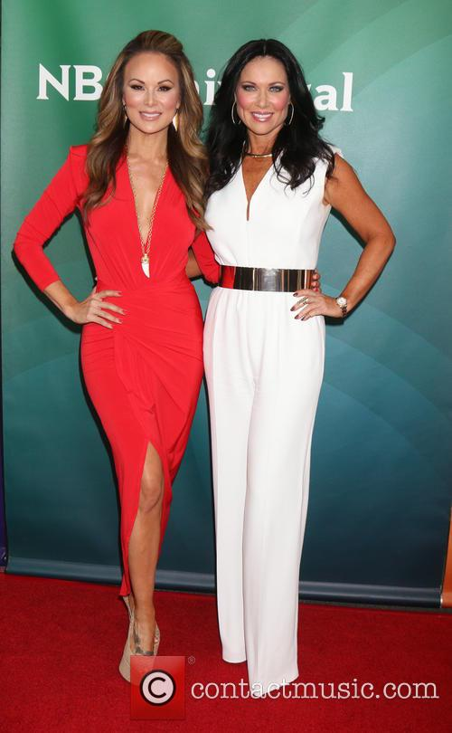 Tiffany Hendra and Leeanne Locken 3