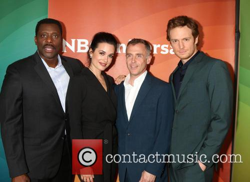 Eamonn Walker, Torrey Devitto, David Eigenberg and Nick Gehlfuss 3
