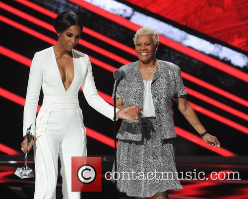 Kelly Rowland and Dionne Warwick