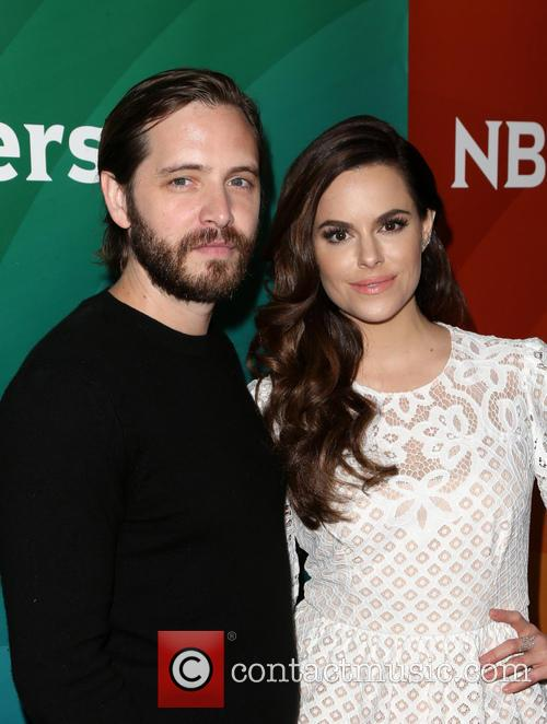 Aaron Stanford and Emily Hampshire 2