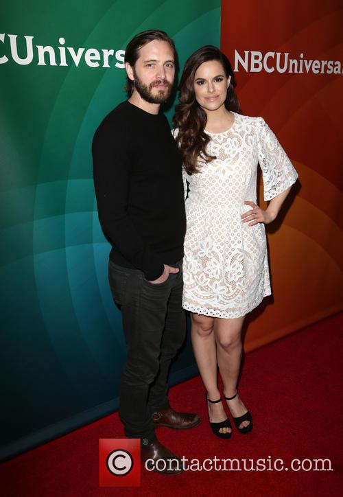 Aaron Stanford and Emily Hampshire 3
