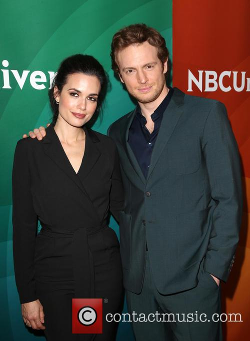 Torrey Devitto and Nick Gehlfuss 1
