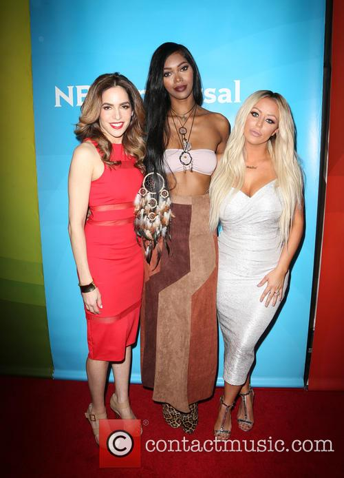 Dr. Darcy Sterling, Jessica White and Aubrey O'day 1