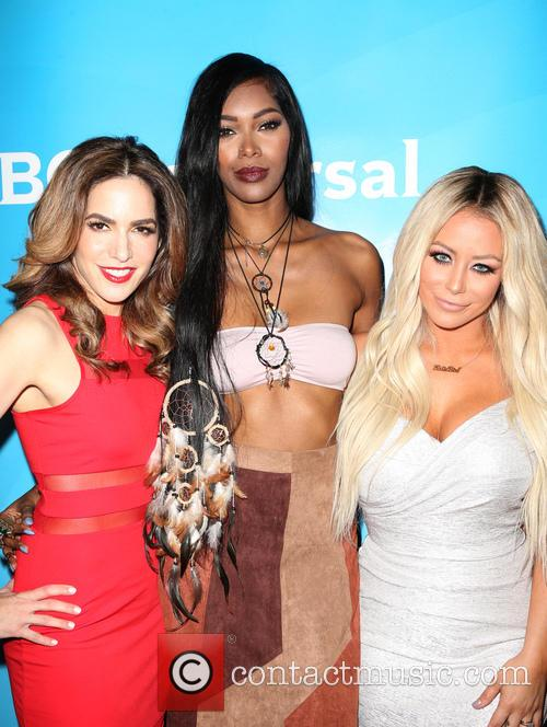 Dr. Darcy Sterling, Jessica White and Aubrey O'day 4
