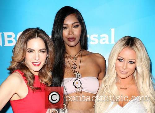 Dr. Darcy Sterling, Jessica White and Aubrey O'day 5