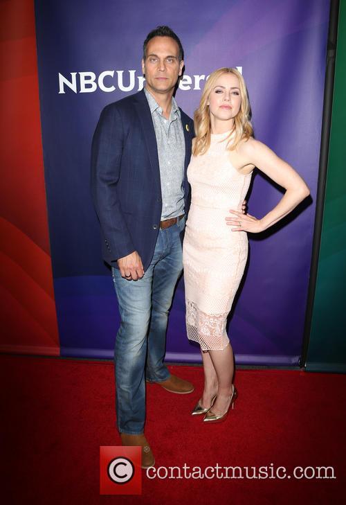 Todd Stashwick and Amanda Schull 6