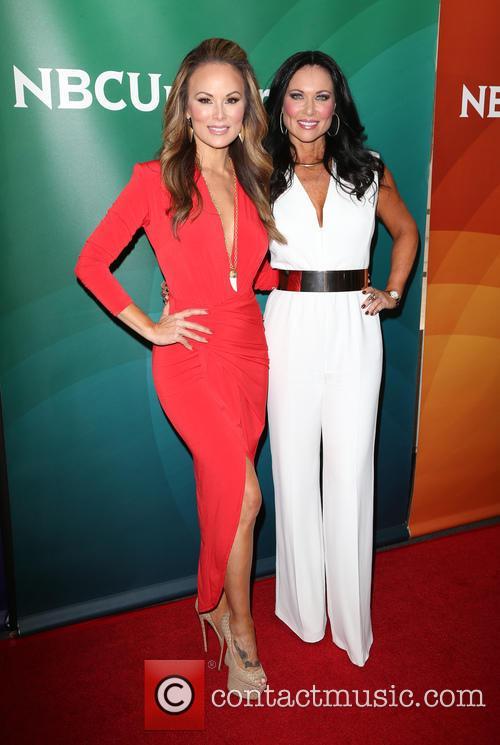 Tiffany Hendra and Leeanne Locken 2