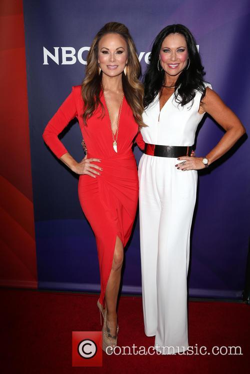 Tiffany Hendra and Leeanne Locken 8