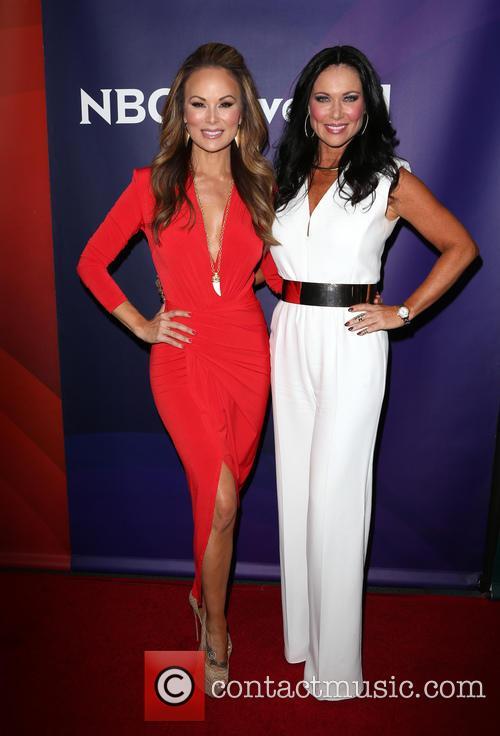 Tiffany Hendra and Leeanne Locken 9