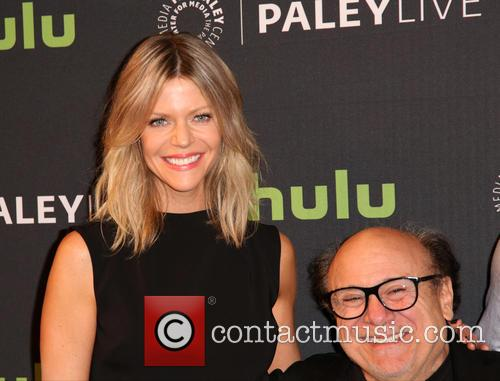 Kaitlin Olson and Danny Devito 5