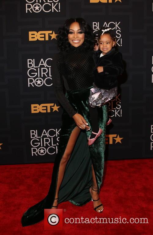 Monica and Laiyah Shannon Brown 4