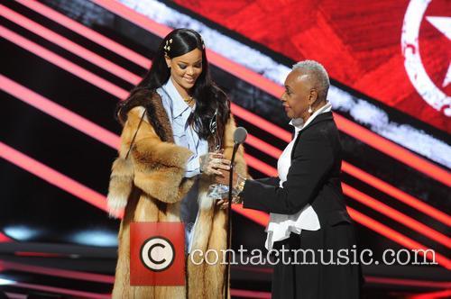 Rihanna and Bethanne Hardison 2