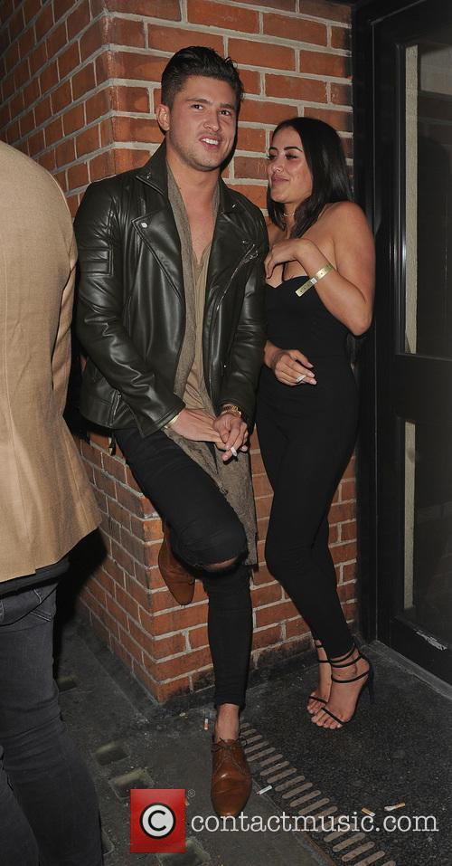 Marnie Simpson and Jordan Davies 5