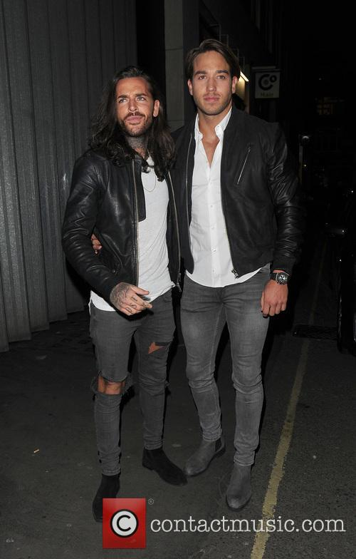 Pete Wicks and James Lock 2