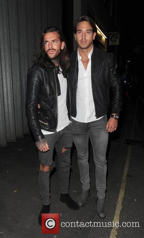 Pete Wicks and James Lock 3