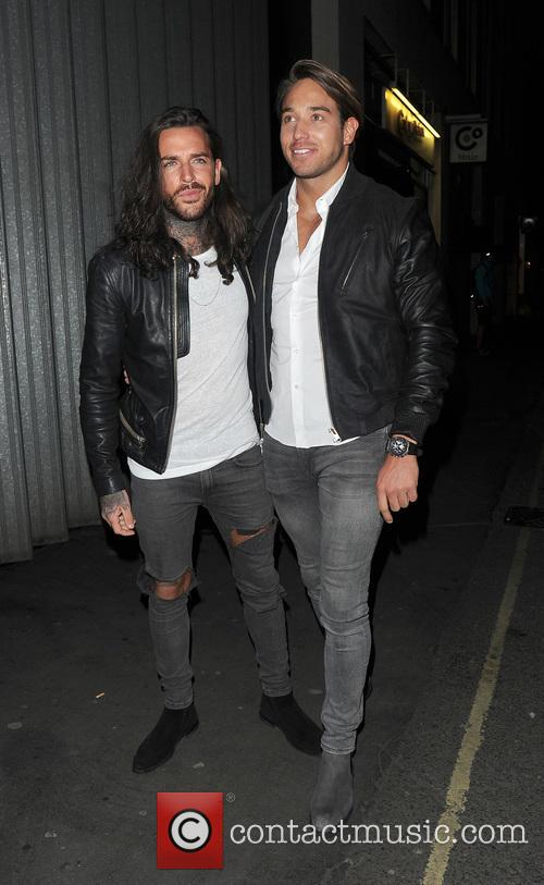 Pete Wicks and James Lock 4