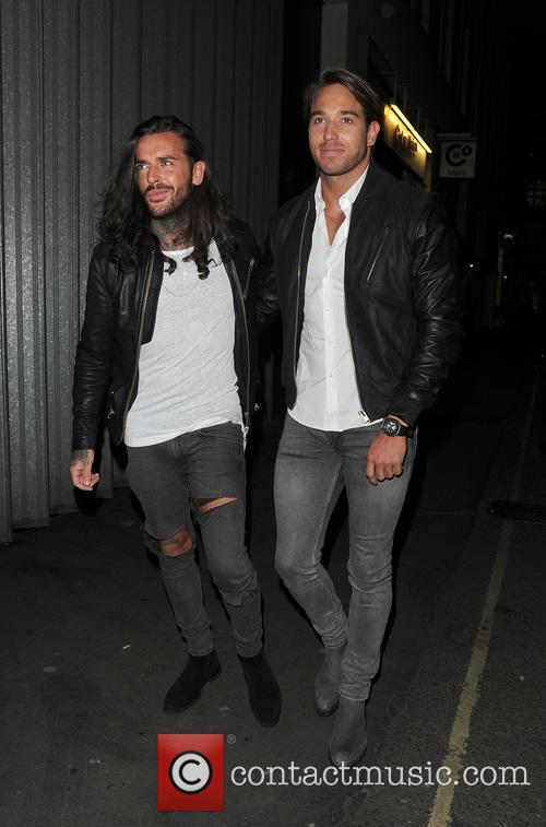 Pete Wicks and James Lock 5