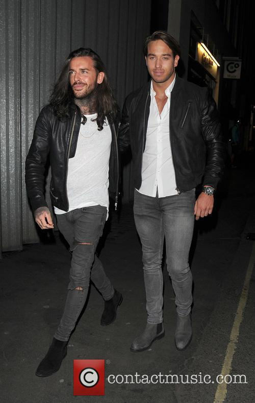 Pete Wicks and James Lock 6