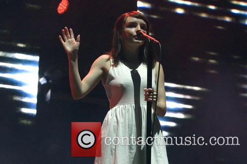 Chvrches and Sse Hydro 3