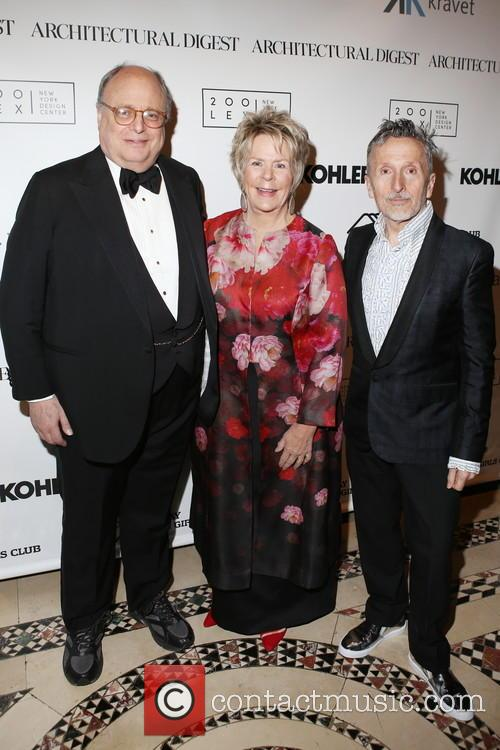 James Druckman, Bunny Williams and Simon Doonan 2