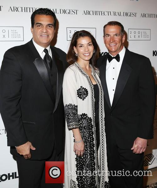 Daniel Quintero, Nina Kohler and David Kohler 1