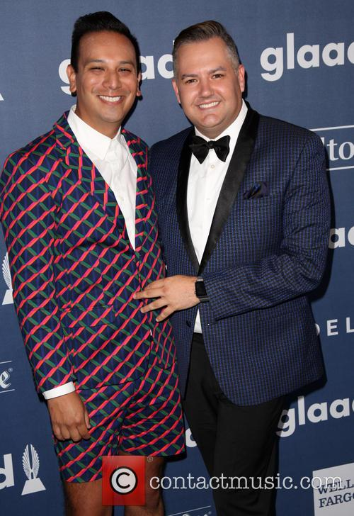 Salvador Camarena and Ross Mathews 2