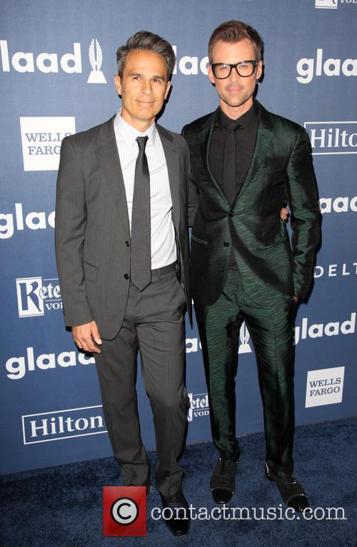 Gary Janetti and Brad Goreski 1