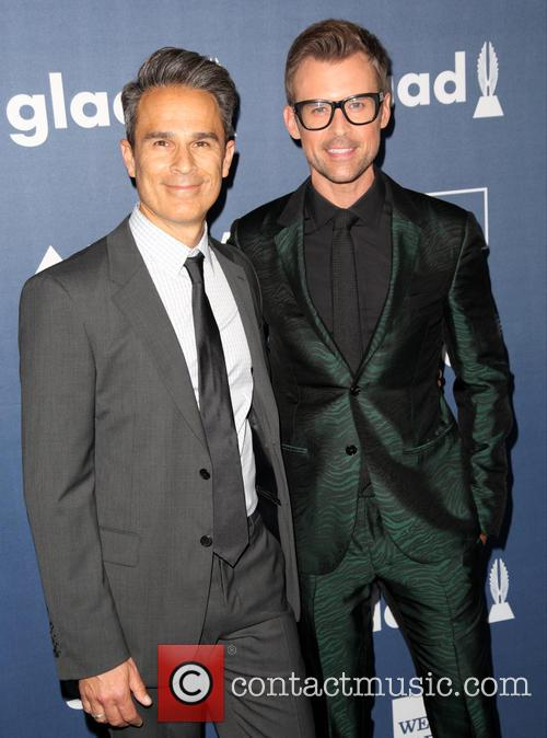 Gary Janetti and Brad Goreski 2