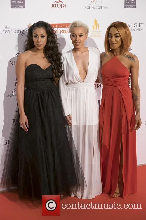 Alexandra Buggs, Courtney Rumbold and Karis Anderson 1