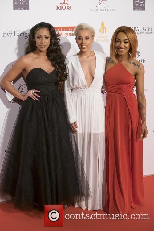 Alexandra Buggs, Courtney Rumbold and Karis Anderson 2