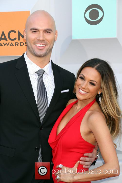Jana Kramer and Mike Caussin 2