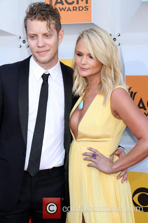 Miranda Lambert and Anderson East 2