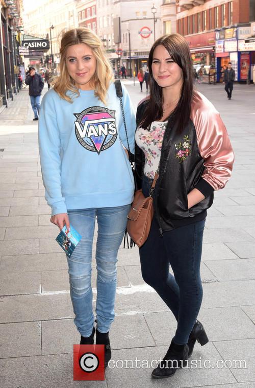 Olivia Cox and Kat Shoob 1