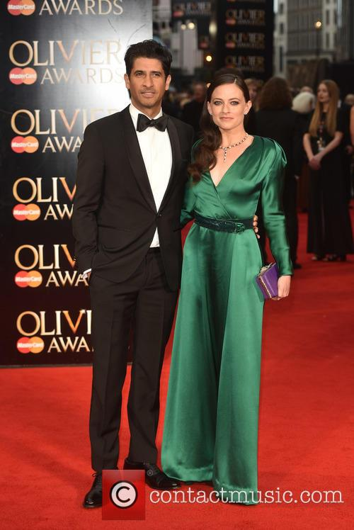 Lara Pulver and Guest 1