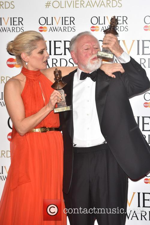 Denise Gough and Kenneth Cranham 6