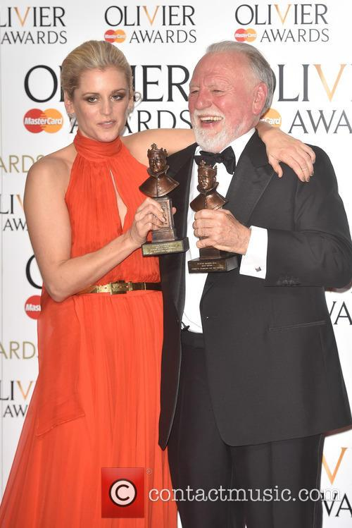 Denise Gough and Kenneth Cranham 7