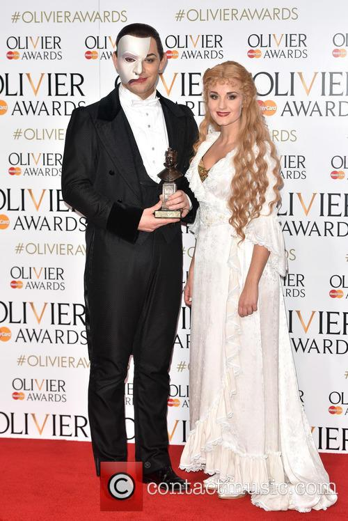 Ben Forster and Emmi Christensson 1