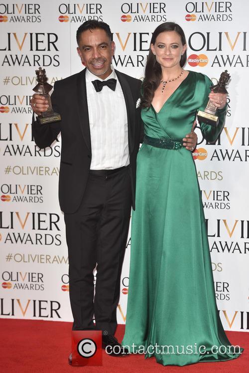 David Bedella and Lara Pulver 2