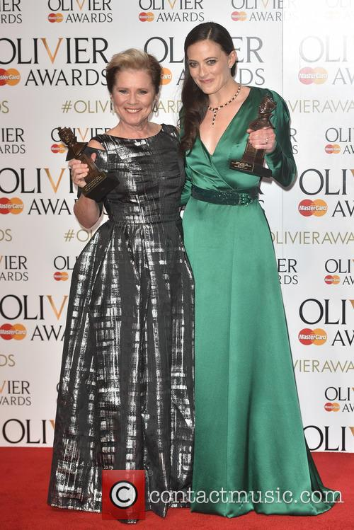 Imelda Staunton and Lara Pulver 1